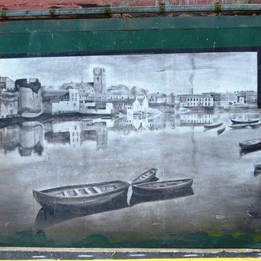 Limerick Mural