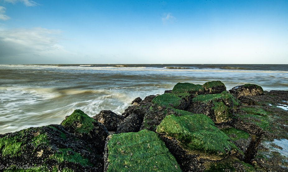 Rustic sea