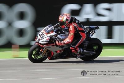 Marco Melandri, italian World Champion