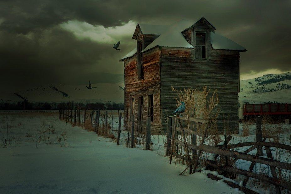Jocko Valley homestead