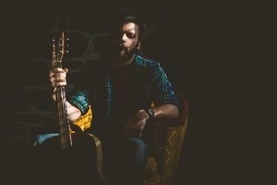 Guitar & Beard