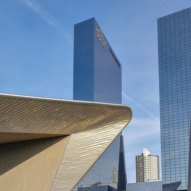 Central station, Rotterdam, Holland