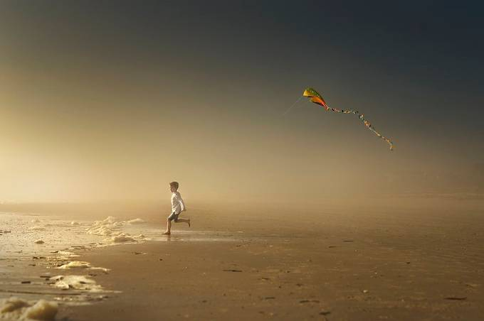 The kite  by Lindsey_Shedd - Social Exposure Photo Contest Vol 20