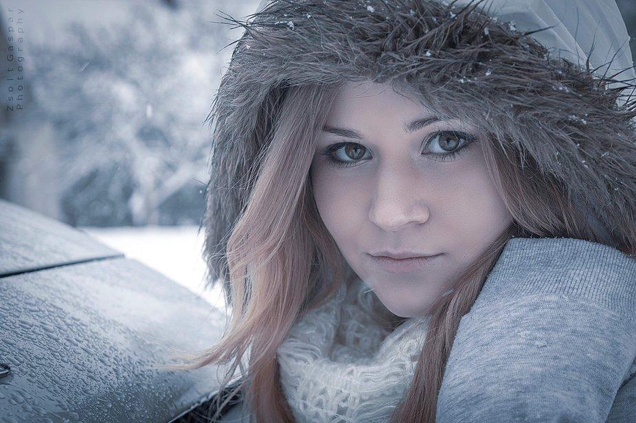 Winter portrait :)