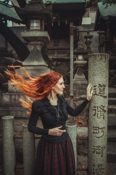 Japanese Witch