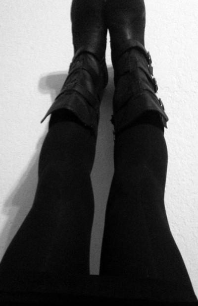 Legs B&W