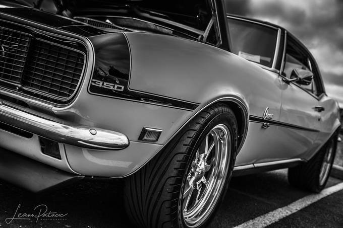 1966 Chev Camaro SS-RS B&W-6828.JPG by lpatacic - We Love Cars Photo Contest