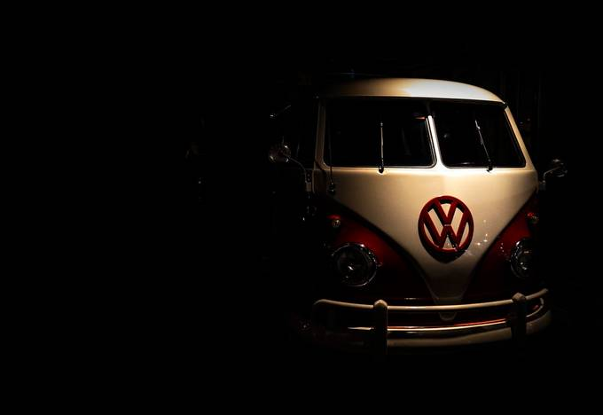 The Bug Bus @ Night by stevenchilds - We Love Cars Photo Contest