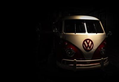 The Bug Bus @ Night