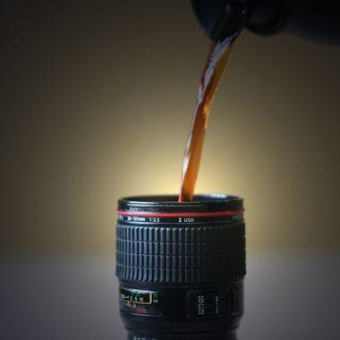coffee lens