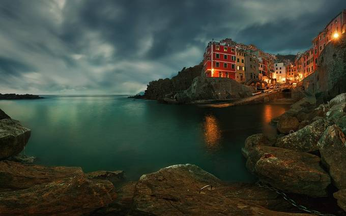 Riomaggiore... by kbrowko - Monthly Pro Photo Contest Vol 48
