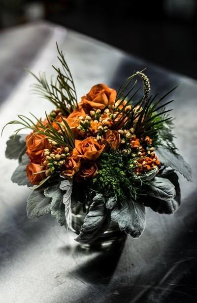 Steel Bouquet