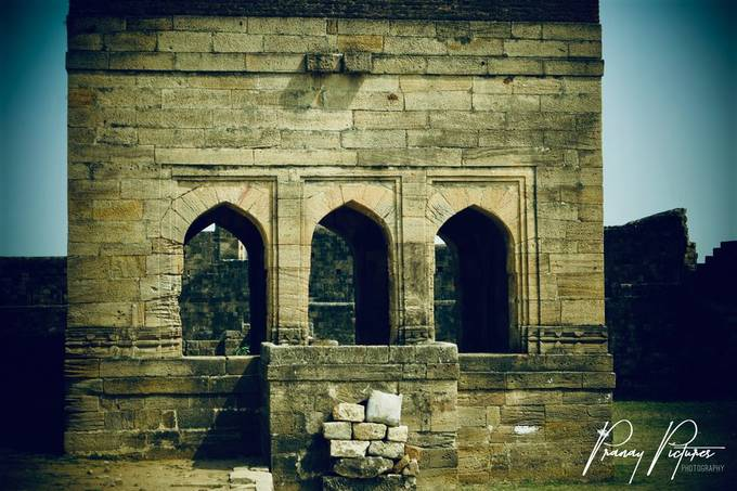 This Image I shot in Anchaleshwar temple
