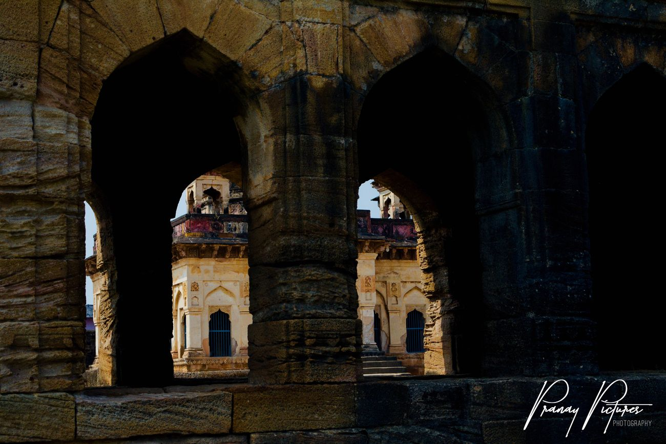 Anxhaleshwar Temple  Chandrapur