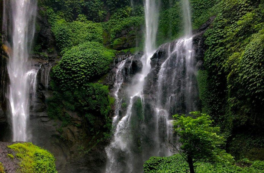 Bali waterfall III