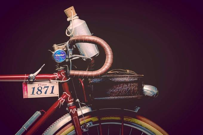 Vintage Bike by carlbrugger - Image Of The Month Photo Contest Vol 42