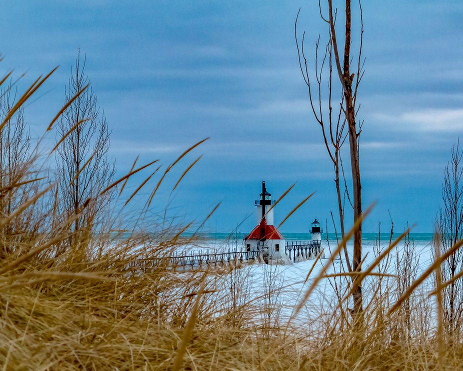 Another cool day of lighthouses