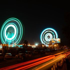 light trail ????