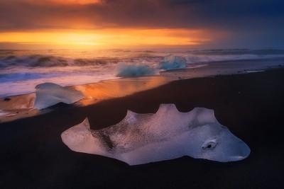The Ice Dolphin