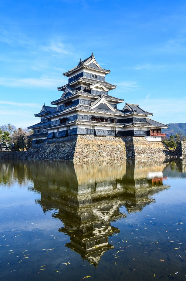 matsumoto castle by irlant - The Magic Of Japan Photo Contest
