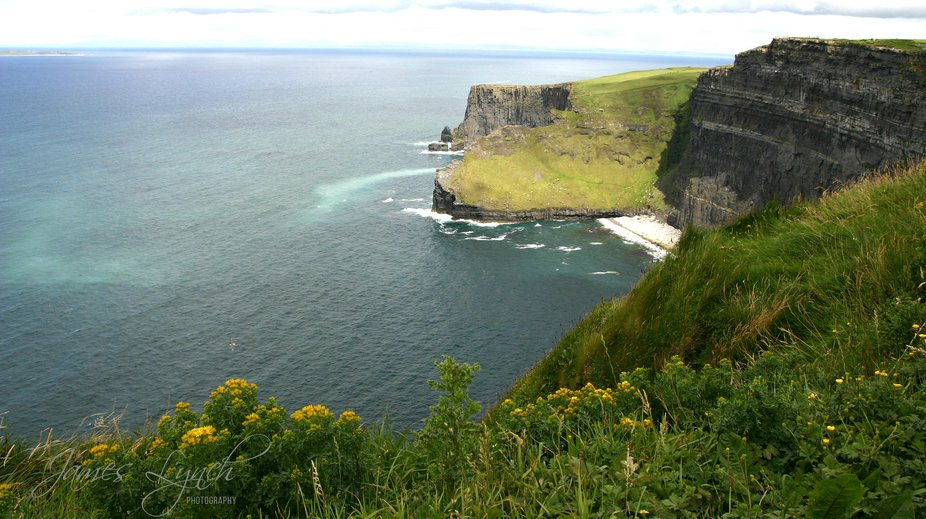 Scenic cliffs stretching 700 feet over the rugged Atlantic coast. A short walk to O'Brie...