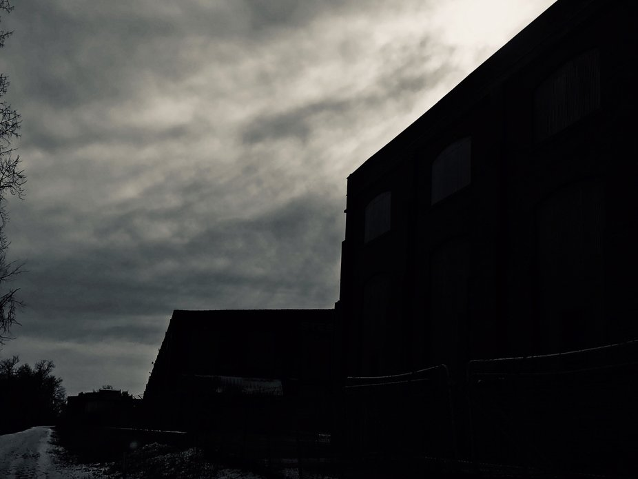 #factory, #winter, #angles