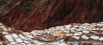Peruvian Salt Flat