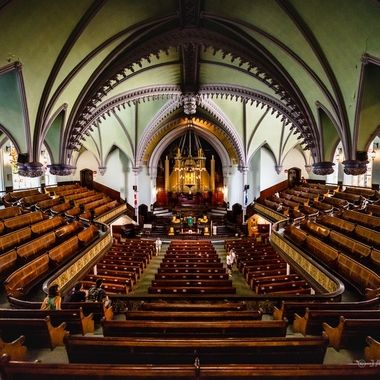 St-James Church - Montreal