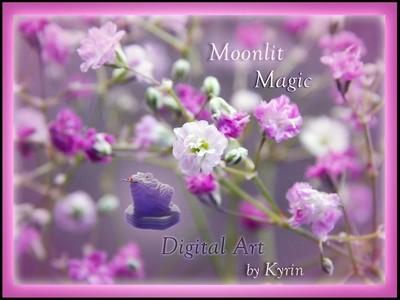 Moonlit Magic Digital Art