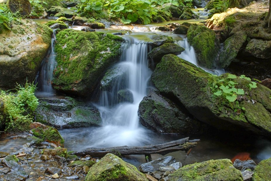 Silky stream