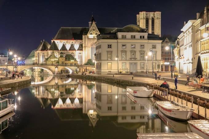 Gent by Henrymarbel - Photogenic Villages Photo Contest