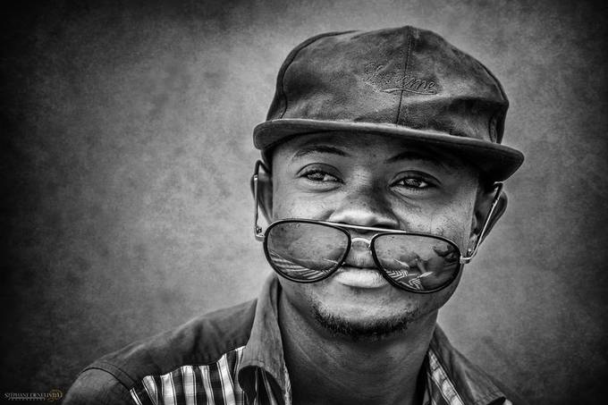 The Street Vendor by stedphoto - Image Of The Month Photo Contest Vol 42