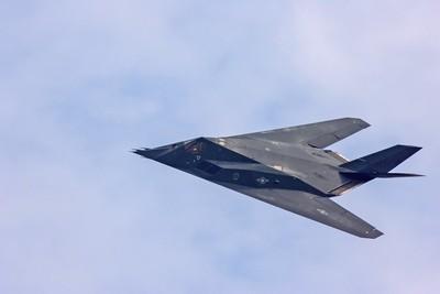 F-117 Lockheed Nighthawk                                                                  (OM7H9623)