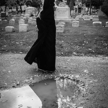 Cemetery Shoot