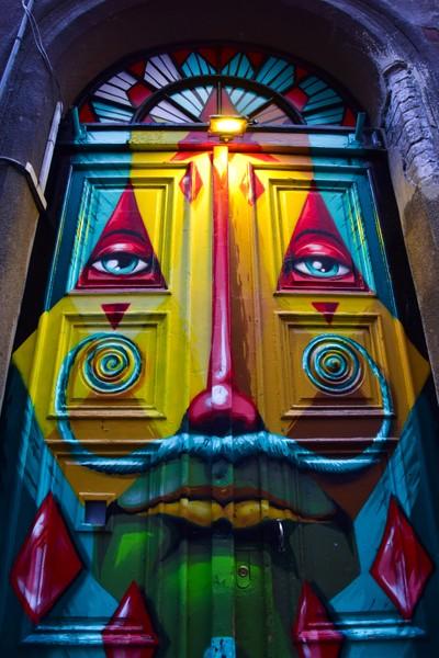 Door of Colours