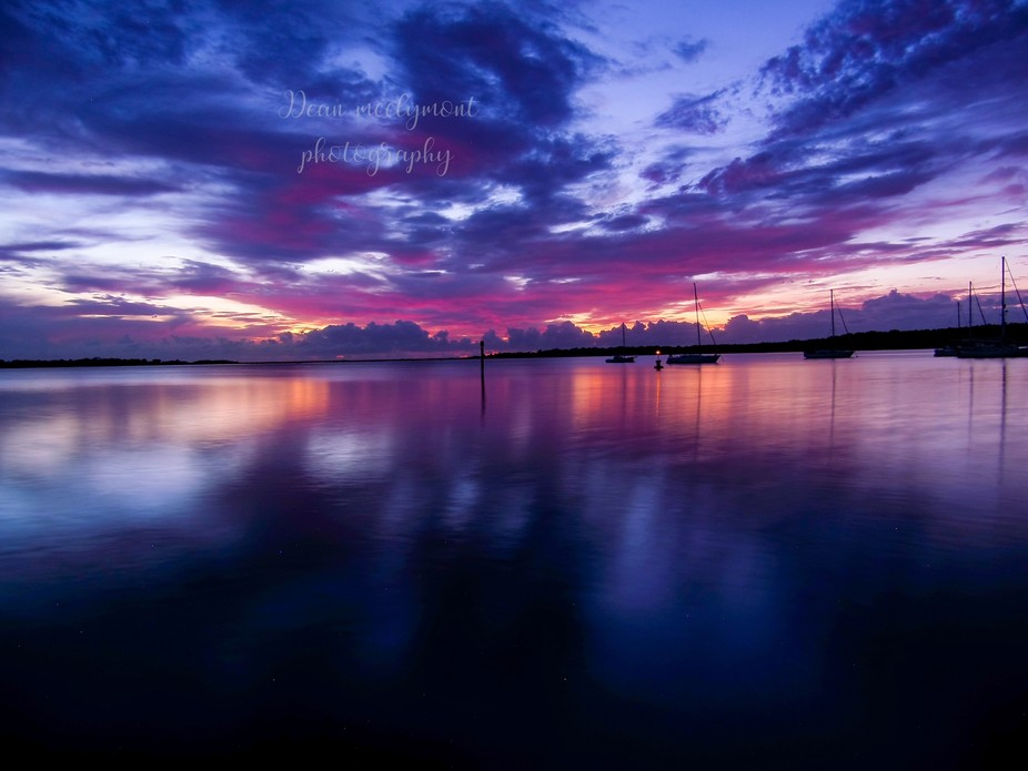 Sunrise at sholhaven heads