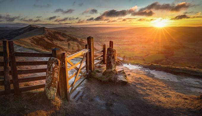 Peaks Dawn by jaybirmingham - Social Exposure Photo Contest Vol 20