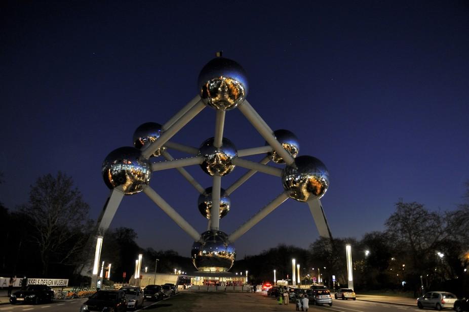 Landmark in Brussels
