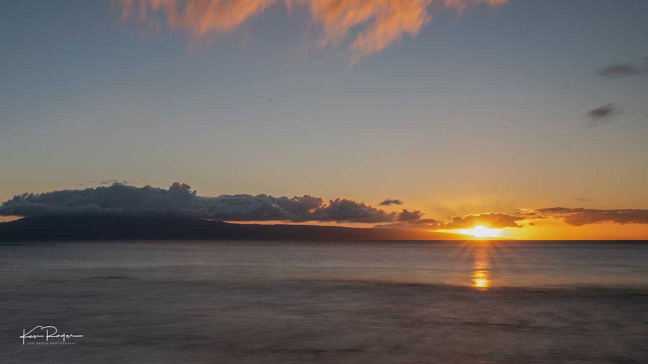 Maui Sunset Sunday II