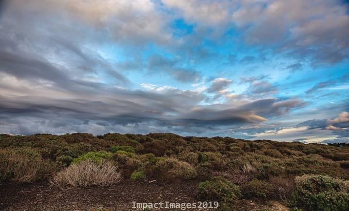 Waning Storm. Canon 6D, tokina 12-28 f/4
