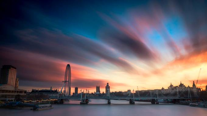 Waterloo by lrizzodg - Cloudy Days Photo Contest