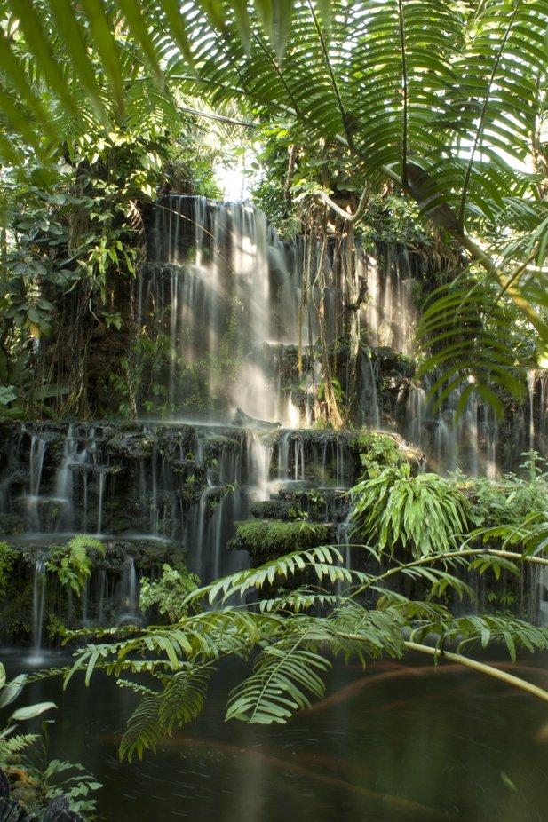 Many of the beautiful watefalls in Changmai Thailand