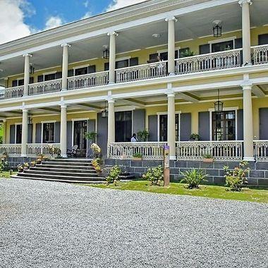 Chateau De Laourdonnais - Mauritius (Colonial Architecture)