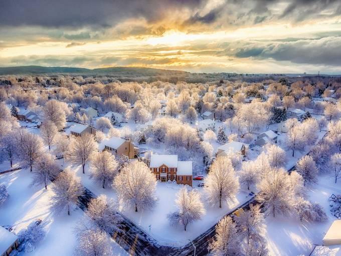 Snowshine by JakeKurdsjuk - We Love The Winter Photo Contest