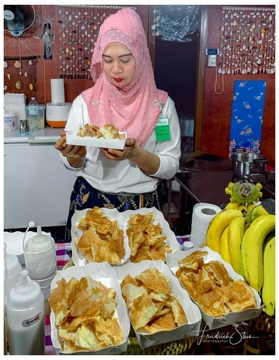 Delicious Fried Banana