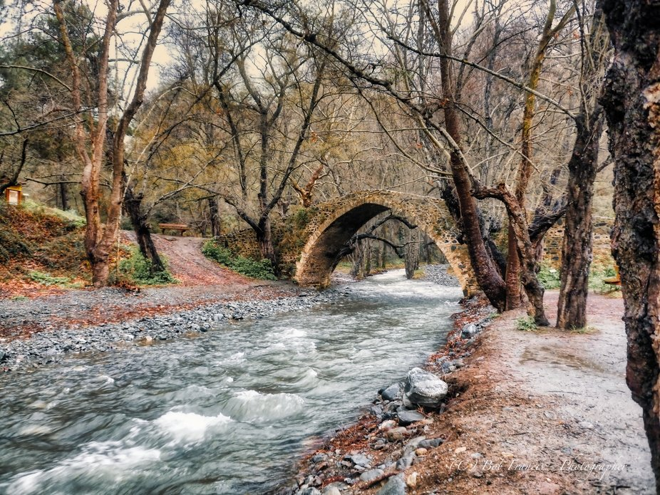 Located in the foothills of the Troodos Mountains on the island of Cyprus.