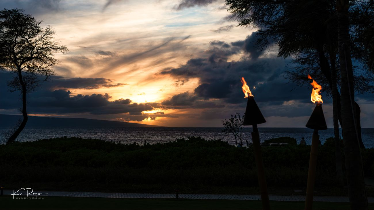 Lost Horizon - Tuesday Sunset