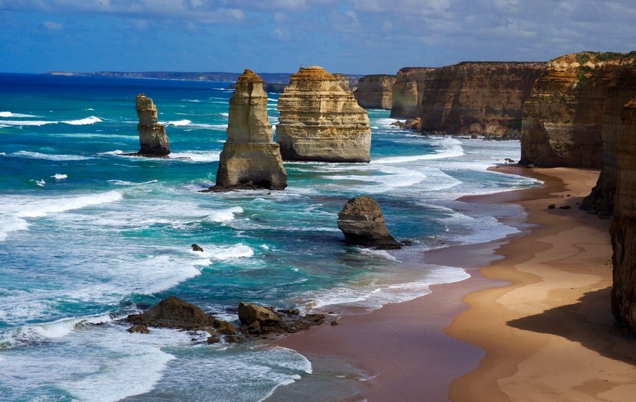 The Twelve Apostles at Great Ocean Road, Australia