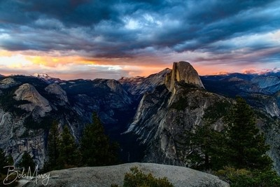 Yosemite's watcher of the Valley