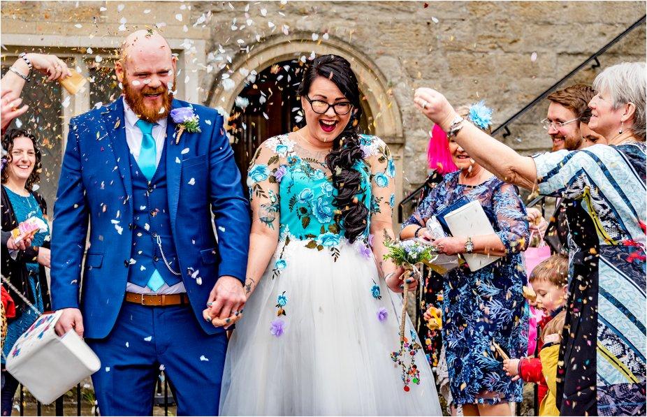 Sarah & Albert's Wedding 01-03-2019